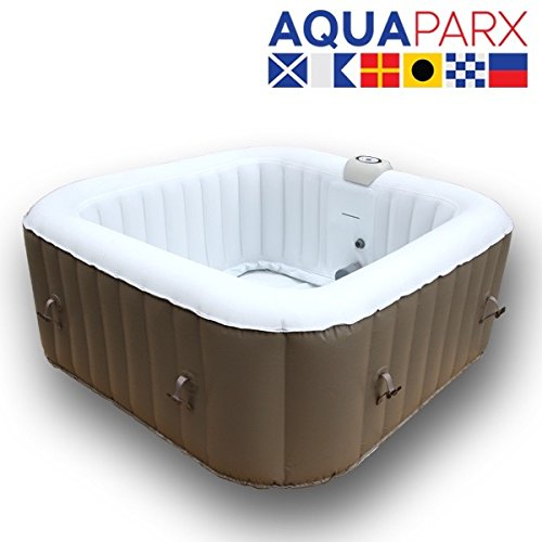 JACUZZI-WHIRLPOOL Square Model (600 Liter) 3-persons