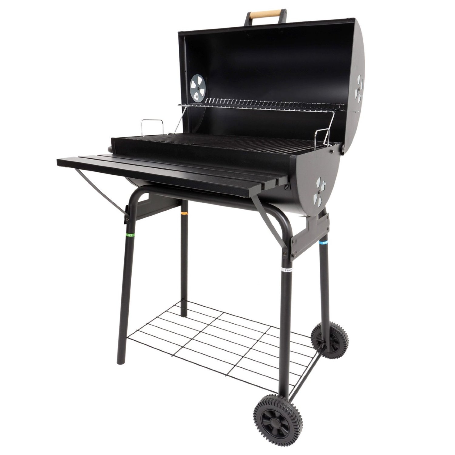 Azuma Barrel Summer Garden Grill Cooking Charcoal bbq