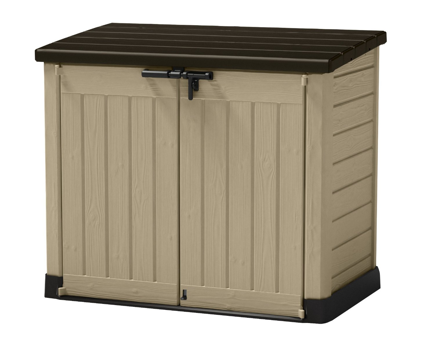 Keter Store It Out Max Resin Outdoor Garden Storage Shed